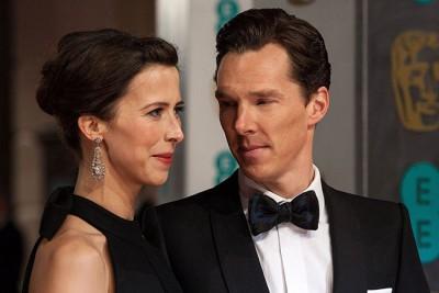 Бенедикт с женой