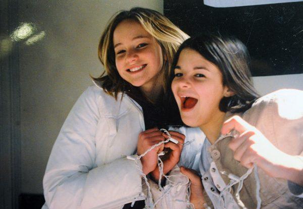 Детские фото Дженифер