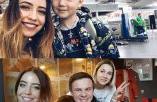 Дмитрий Комаров и Надя Дорофеева собрали три миллиона на спасение ребенка