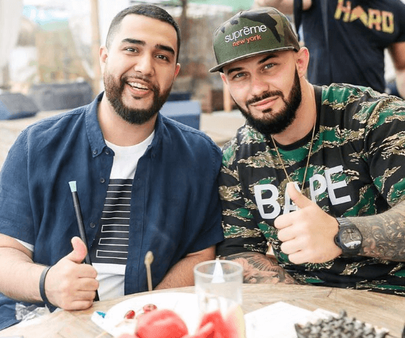 Jah Khalib и Джиган