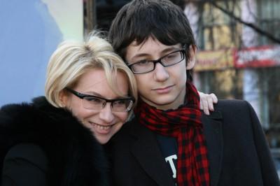 Муж Эвелины Хромченко