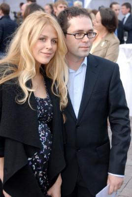Маруся Зыкова с мужем Русланом Сорокиным