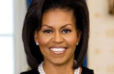 Жена Барака Обамы —  Мишель Обама
