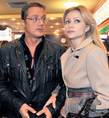 Муж Марии Мироновой