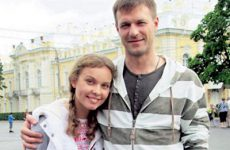 Муж Полины Срельниковой