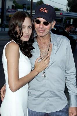 Анжелина Джоли с мужем