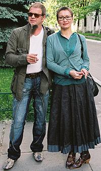 Жена Бориса Гребенщикова