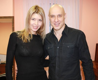 Жена Дениса Майданова