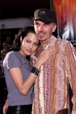 Анджелина Джоли с мужем