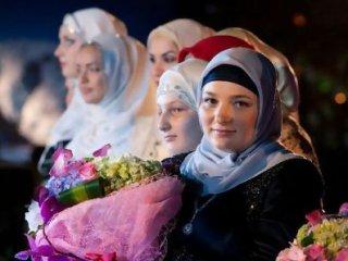 жена Рамзана Кадырова