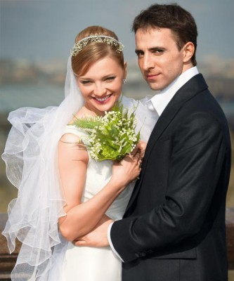 Жена Ильи Любимова