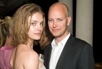 Наталья Водянова с мужем Джастином Портманом
