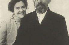 Жена Антона Павловича Чехова