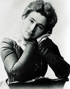 жена чехова