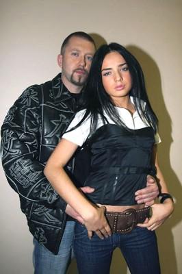 Жена Сергея Пархоменко - Марина Матвеева