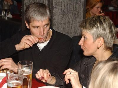 Сергей Варчук с супругой