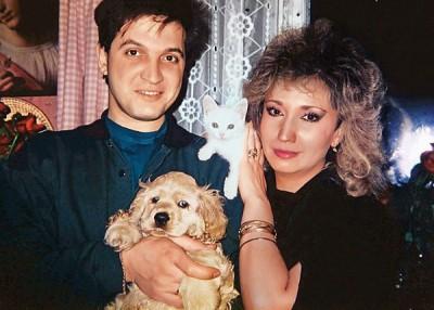 Ирина Аллегрова муж