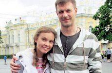 Жена Константина Стрельникова