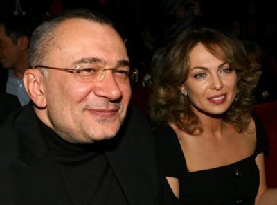 Константин Меладзе с экс-супугой