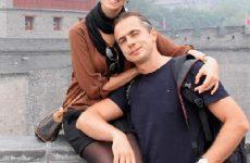 Валерия Ланская , муж