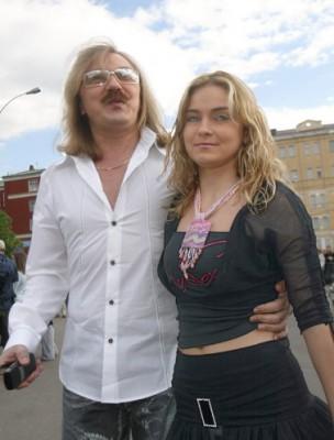 игорь николаев жена