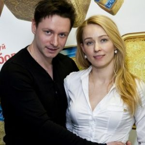 Жена Владимира Жеребцова