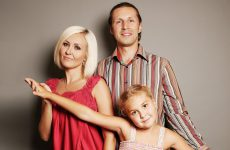 Василиса Володина и ее супруг