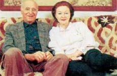 Жена Владимира Этуш