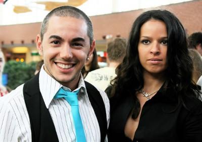Тимур Родригез жена