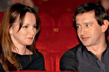 Константин хабенский новая жена фото свадьба