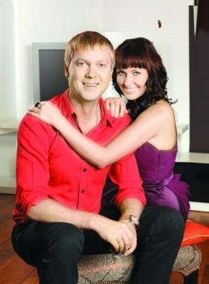 Антонина Чеботарева и Сергей Светлаков