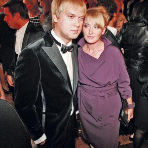 Жена Сергея Светлакова