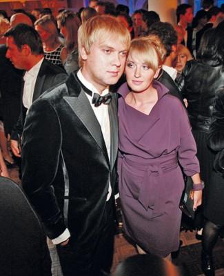 Сергей Светлаков жена