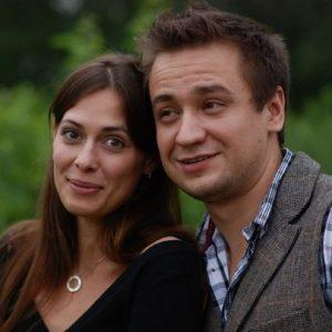 Кирилл Жандаров и его жена