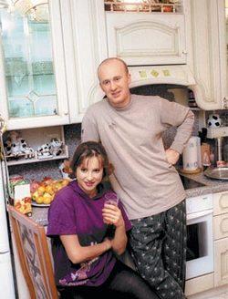 Ирина Слуцкая муж