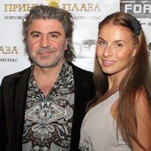 Жена Сосо Павлиашвили