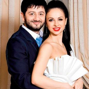 Жена Михаила Галустяна