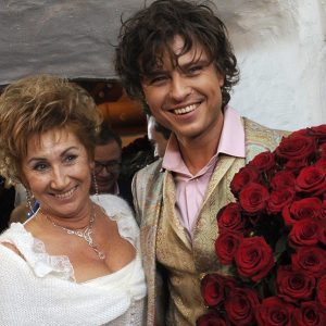 Жена Прохора Шаляпина (фото)