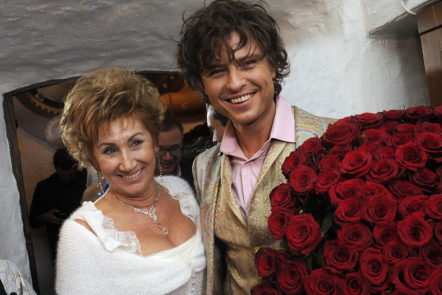 Свадьба копенкиной и шаляпина фото