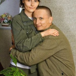 Жена Ивана Охлобыстина