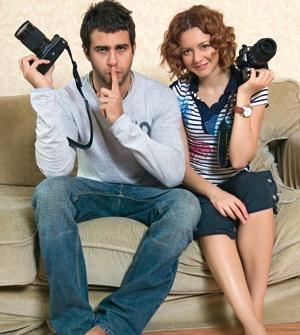 иван ургант +с женой