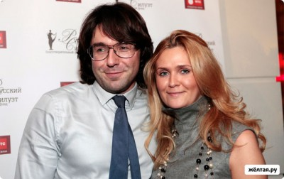 Жена Андрея Малахова