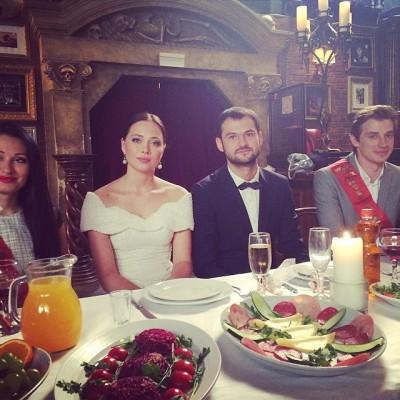 настасья самбурская вышла замуж