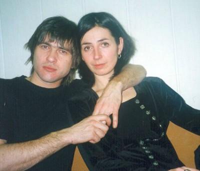 4.Жена Александра Васильева из группы «Сплин»
