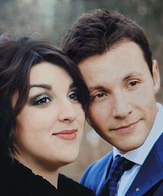 Вячеслав Манчуров с женой