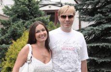 Жена Александра Маслякова младшего