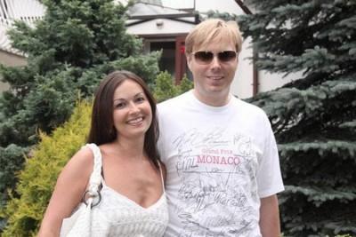 Жена Александра Маслякова младшего.
