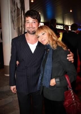 Жена Даниила Козловского.