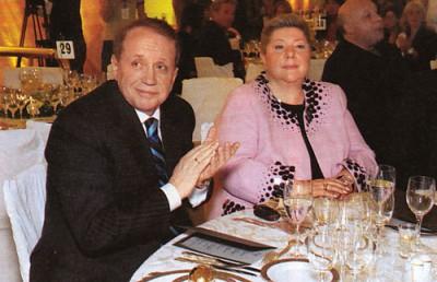 Жена Александра Маслякова.