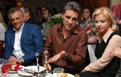 Алексей Пиманов с женой